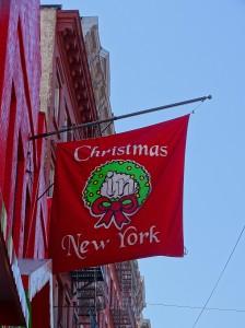 Chrismas in New York