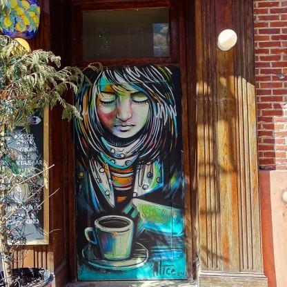 Tag café couleur