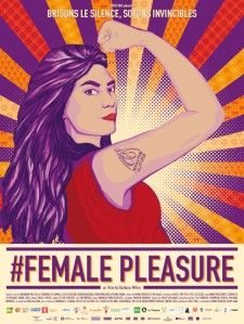 Female pleasure affiche